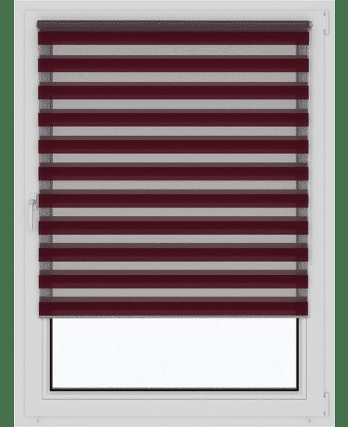 Открытые рулонные шторы День-ночь - купить в Химках в компании Winlee